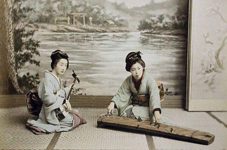 Fotos Japón antiguo