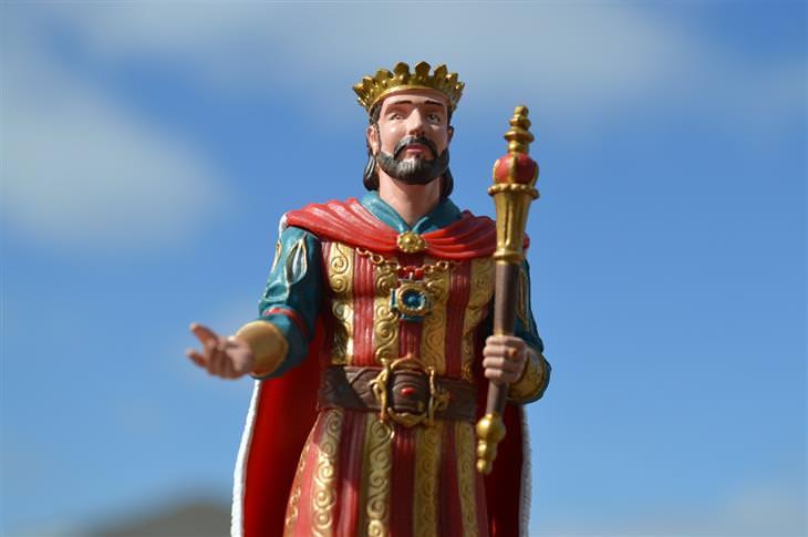 el loro del rey: espiritual