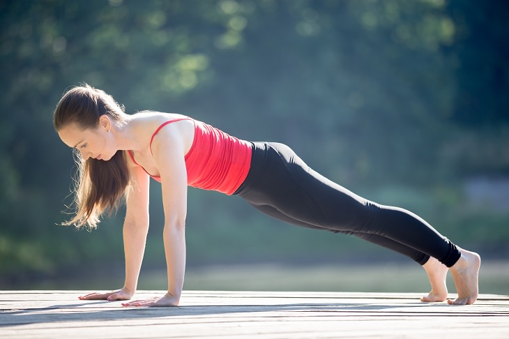 """beneficios del """"plank"""""""