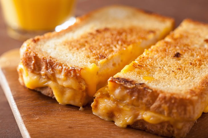 queso horneado