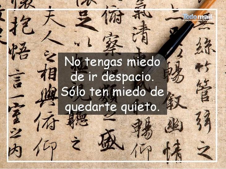 15 sabios proverbios chinos