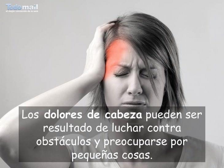 razones dolores
