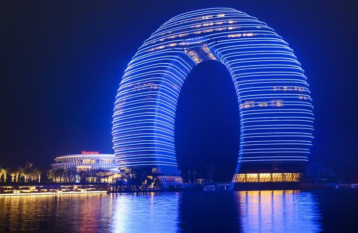 28 espectaculares edificios