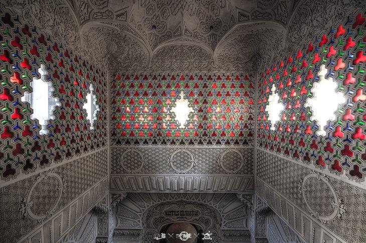 Arquitectura Árabe Italiana Toscana
