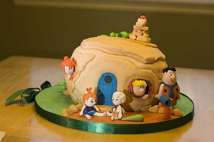 tortas obras de arte