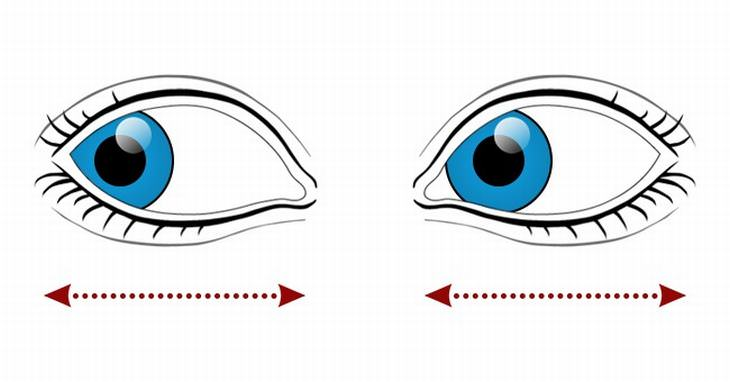 ejercicios visuales