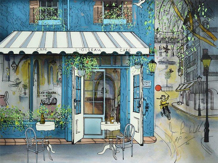 pinturas jean pierre weill
