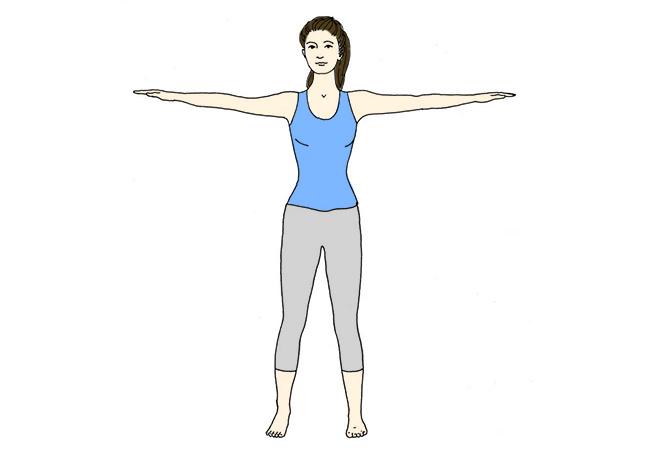 5 ejercicios al día