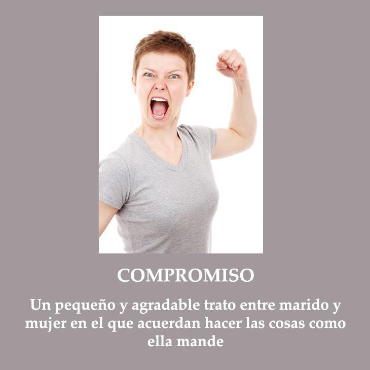 Diccionario Matrimonio