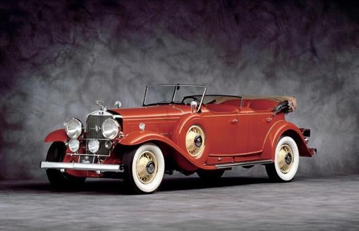 evolución Cadillac