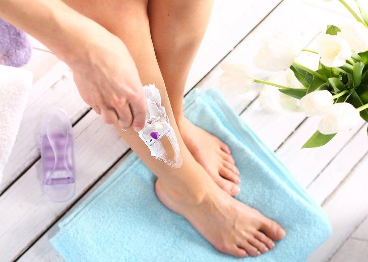 usos esmalte de uñas