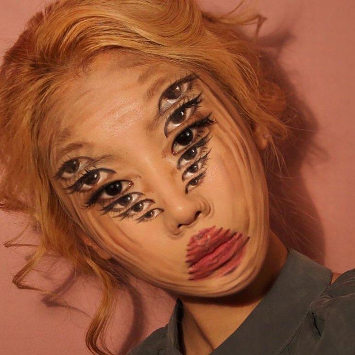 ilusiones ópticas Dain Yoon
