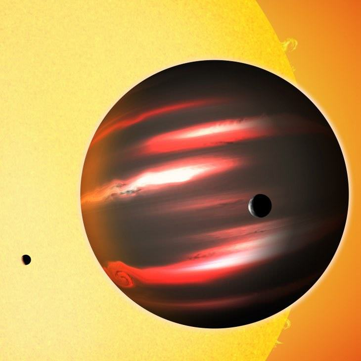 planetas extraños