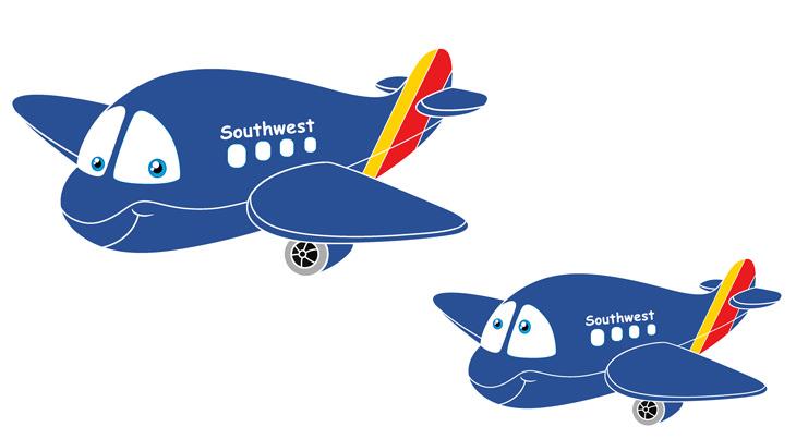 chiste aviones bebés