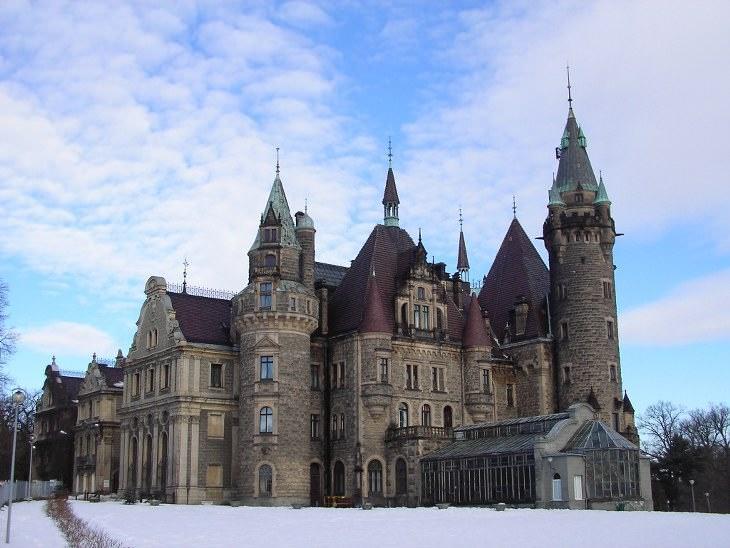 castillo Moszna