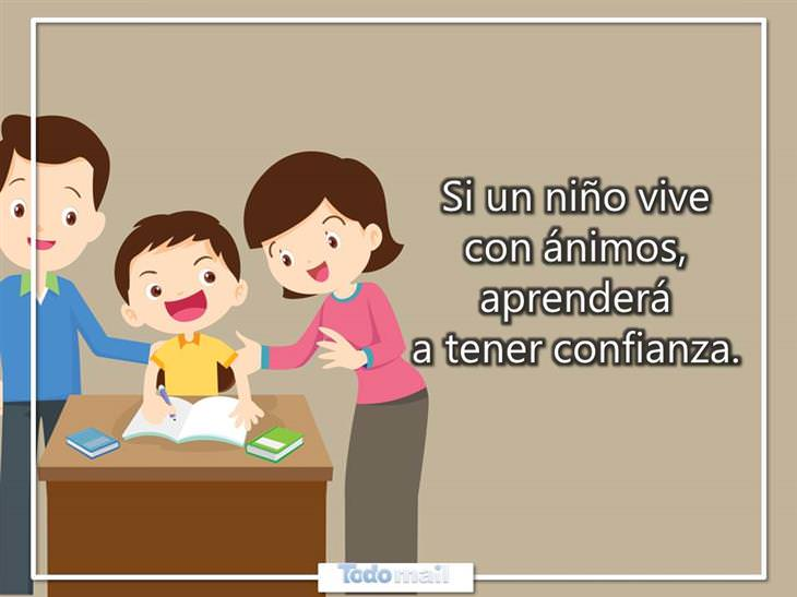 Educar a un niño