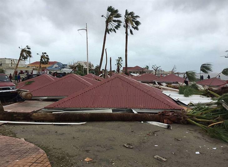 fotos huracán irma