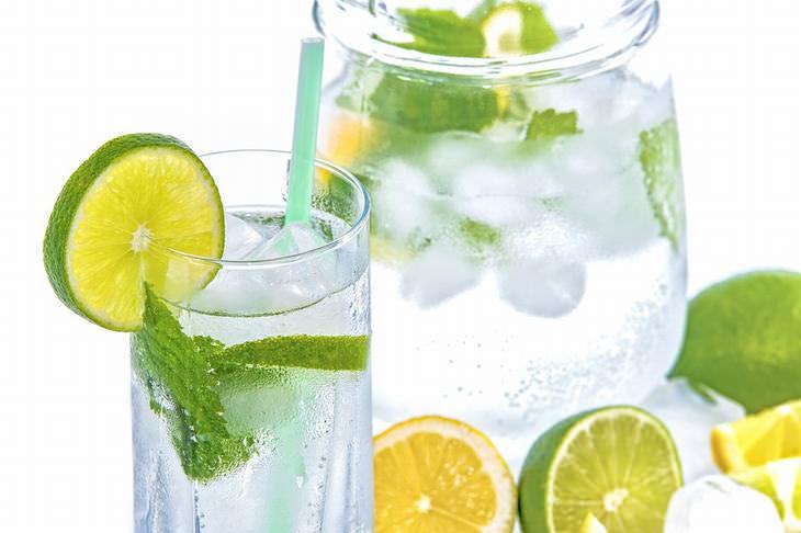 receta limonada