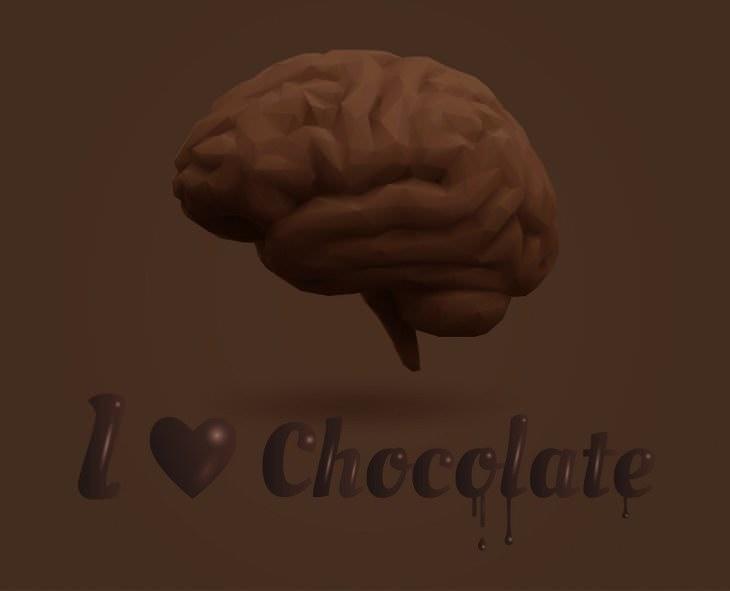 efectos del chocolate