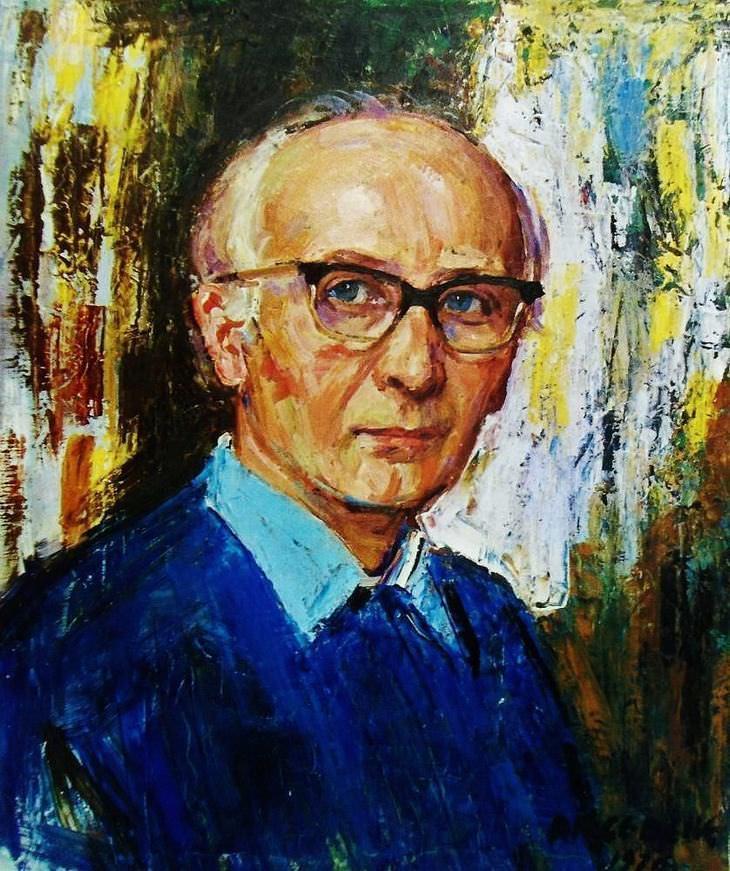 alzheimer artista