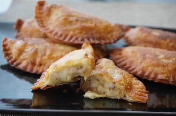 receta empanada puerro