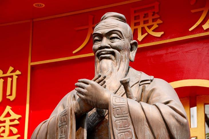 frases de Confuncio