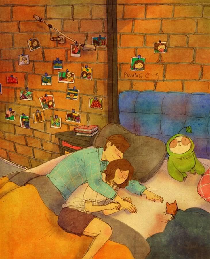 ilustraciones puuung