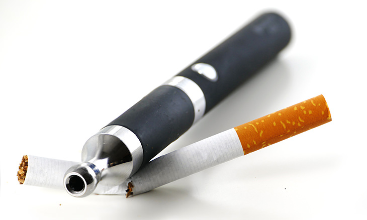 guía cigarrillo electrónico