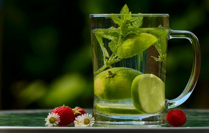 8 infusiones remedio natural