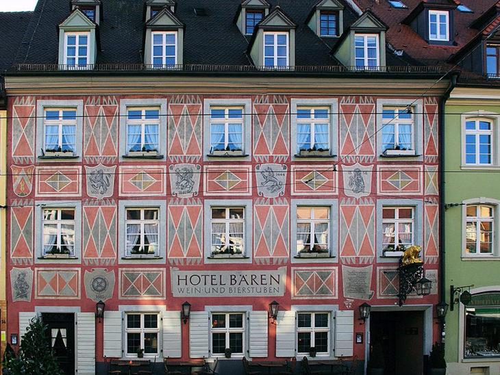 Hoteles antiguos