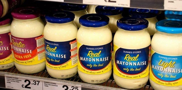 usos de la mayonesa
