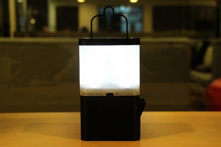 Hermanos Adolescentes Inventaron Lámparas Low cost