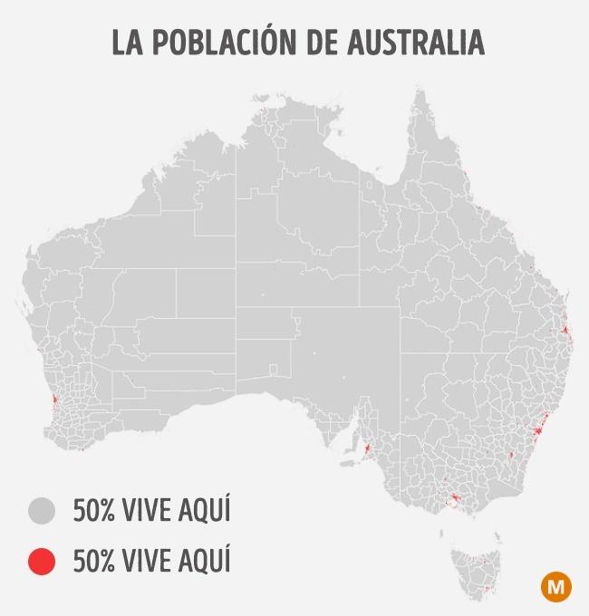 mapas poblacion mundo