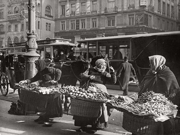 18 fotos del siglo pasado