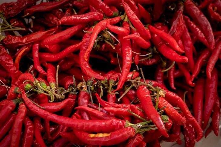 alimentos aportan calor