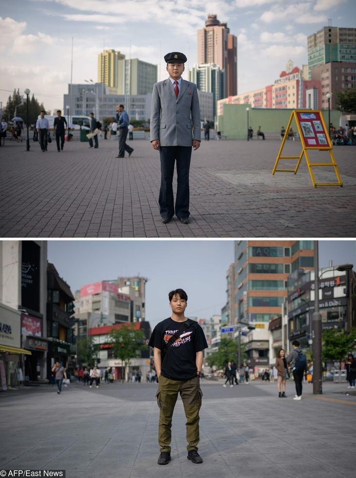diferencias Corea norte sur