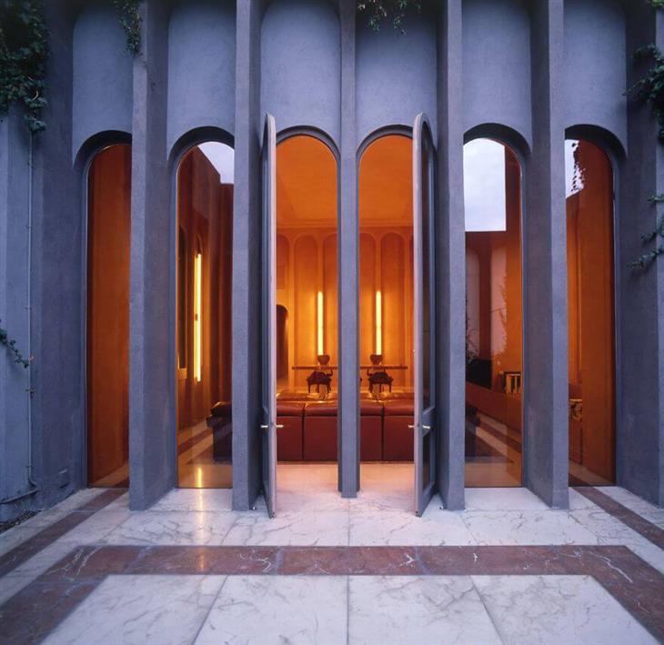 Fábrica De Cemento Casa Impresionante
