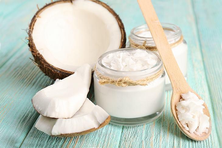 aceite de coco perder peso