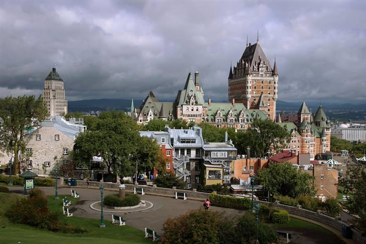 visitar Canadá