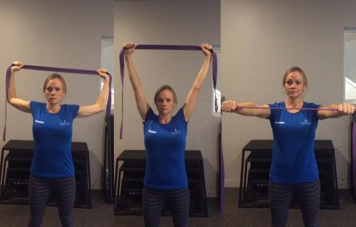 ejercicios para mejorar postura