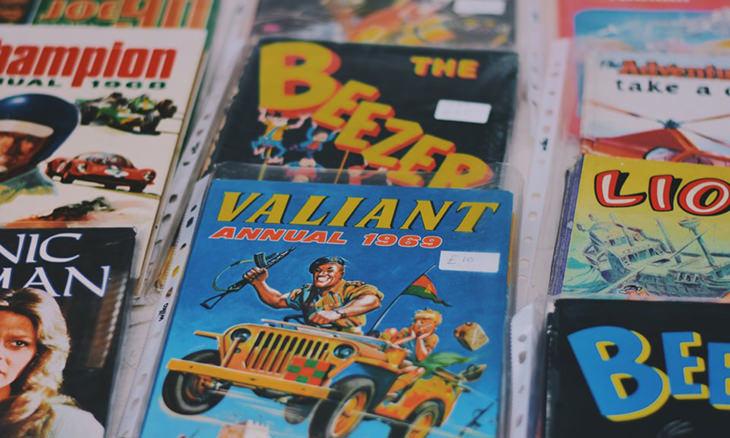 12 objetos vintage valiosos