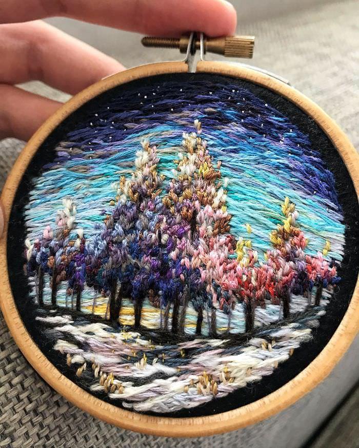 arte del bordado
