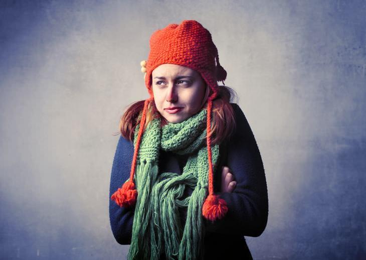 sentir frío: razones médicas