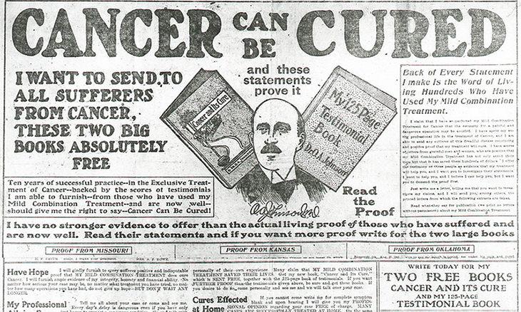medicamentos históricos