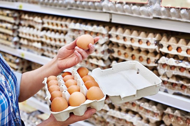 retiran 200 huevos en EE.UU