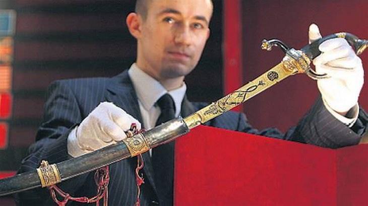 espadas famosas