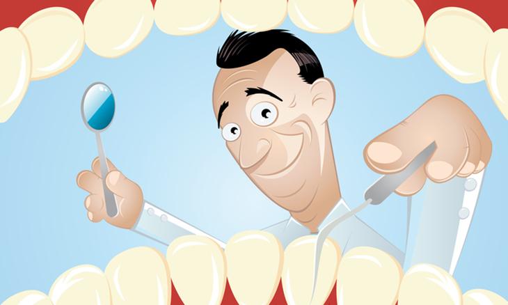 chiste dentista