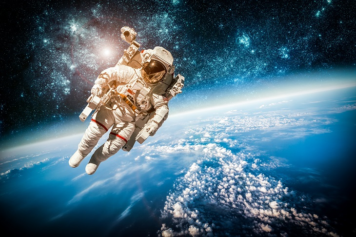 la dieta del astronauta
