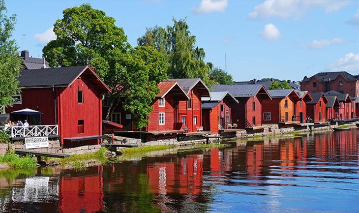 atracciones en Finlandia
