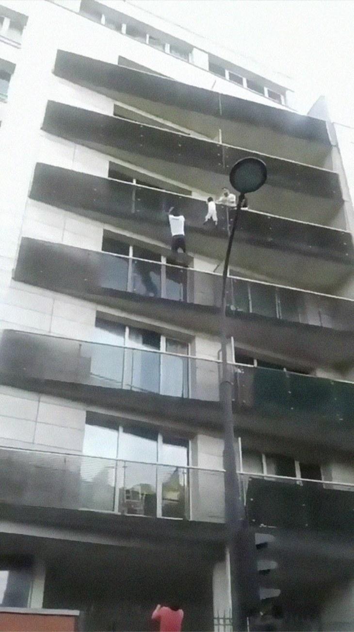 Spiderman De París